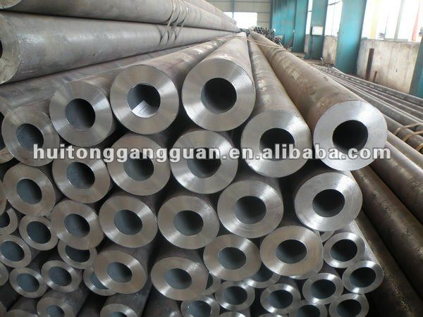 2012 hot black ASTM A53 GRADEB 8 sch40 steel pipe