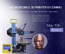 Multicolor Color & Page and Digital Printer Type 3D Printers