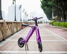 New design fashion free style personal scooter motor electric vehicle