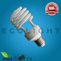 Economic Product! High Quality CE Approval full/half spiral energy saving lamp