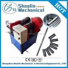 Hot sale full automatic industrial aluminum tube polishing machine with high efficient