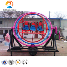 High Safety Theme Park Games Machine Human Gyroscope Rides for Sale