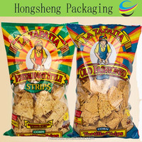 Factory supplies high quality gravure printing potato chip bags / laminating plastic potato chip packaging bags