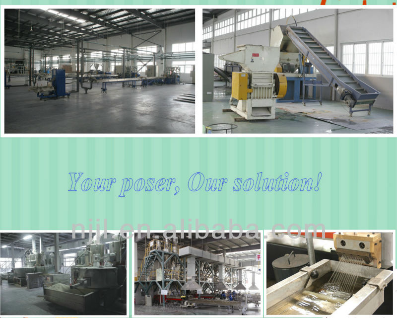 TPE TPU TPV TPO thermoplastic twin screw extruder pelletizing line