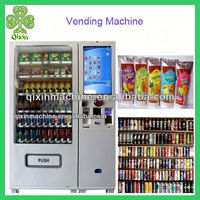 Good vending machine business, Le VENDING supports