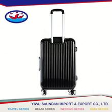 Latest Arrival attractive style export luggage trolley case in many style