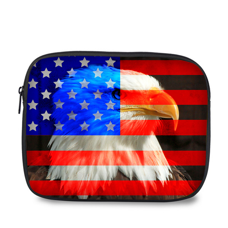 Cool Designs Flags Printed 7.0 Inch - 10.1 Inch Universal case tablet sleeve bag protective covers for tablet