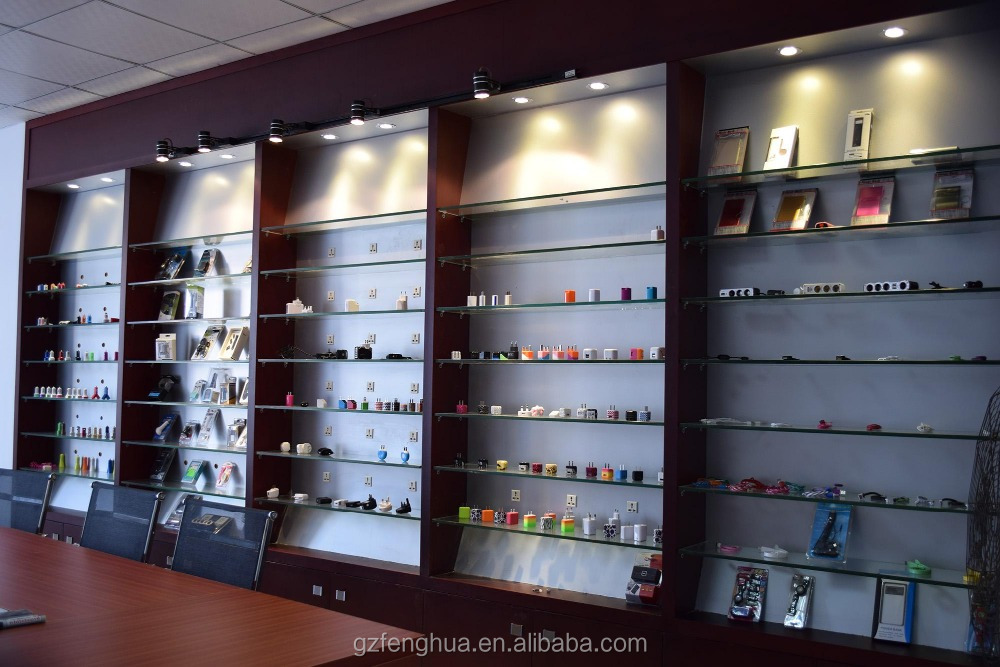 Best Quality Mobile Shop Interior Design Cell Phone Accessories Display
