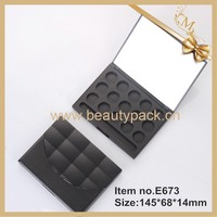 recycled eyeshadow cosmetic palette