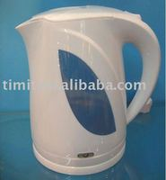 Cheap Plastic Electric Kettle/Hot Pot GS/CE/RoHS