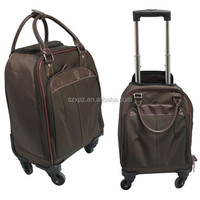 Wholesales carry on luggage bag with wheels