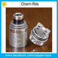 2017 New Charm by Mark Bugs Dripper 21mm charm rda 2 posts Bottom feeder charm