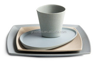 made in china Best Sellers Biodegradable Decals Tableware,dinner set