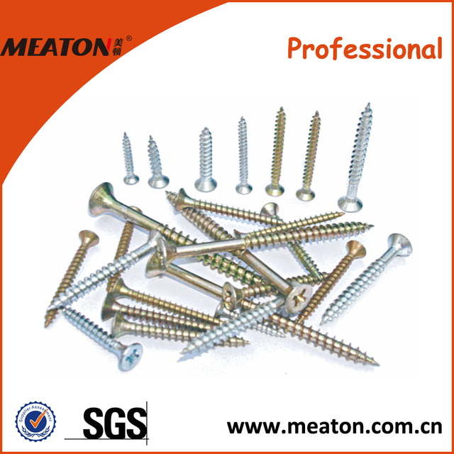 Hot style various size thread screw