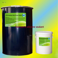 Factory wholesale price drums double component sealant for insulating glass electrical insulation silicone sealant