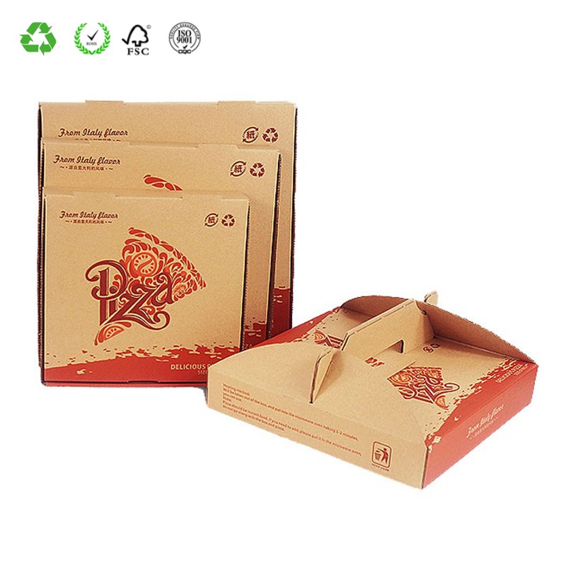 Square Pizza Box,Corrugated Pizza Boxes Wholesale Pizza Cartons