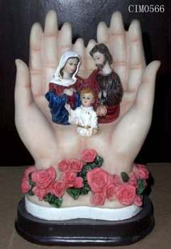 Polyresin Religious decoration