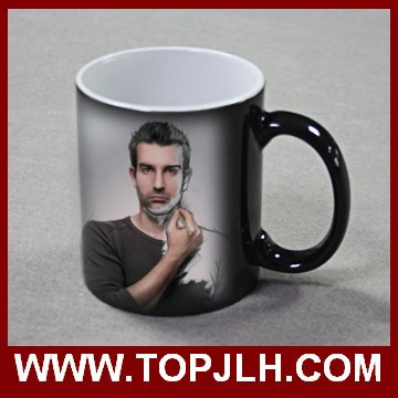 Top grade Sublimation Magic Color Changing Mugs