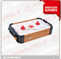 Hot sale superior air hockey table/mini folding air hockey table