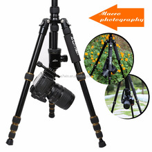Zomei Z699 flexible Travel aluminum Alloy Tripod Monopod + Ball Head 35cm Folded Length for DV DSLR Camera