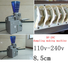 semi Automatic high efficiency dumping samosa spring roll dumpling making machine