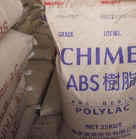 POLYLAC PA-757 CHIMEI ABS engineering plastic raw material