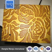 3d paper wall decorative panel
