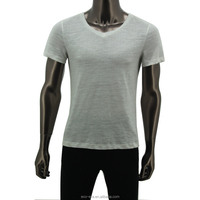 Man's Summer Hemp T-shirt Wholesale Hemp Clothing Manufacturer Direct