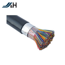 100 pair underground jelly filled telephone cable color code