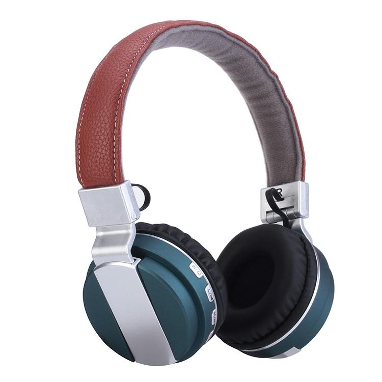 Newest Sport Headphones Foldable Folding Stereo Bluetooth V2.1 Wireless Double Ears Headset