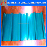 high quality roofing/best price corrugated steel sheet/color corrugated roof sheets