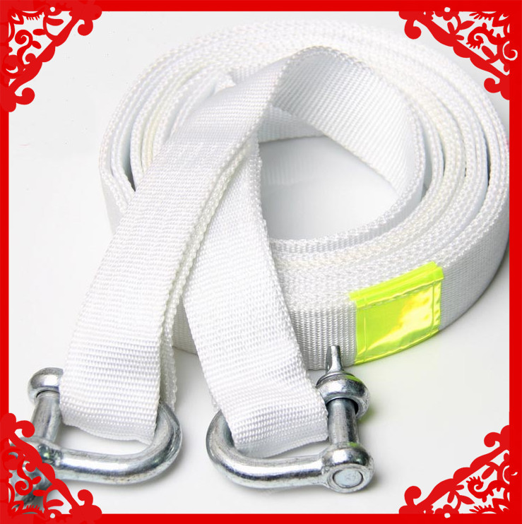 for blinds self-locking velcro stretch towing rope