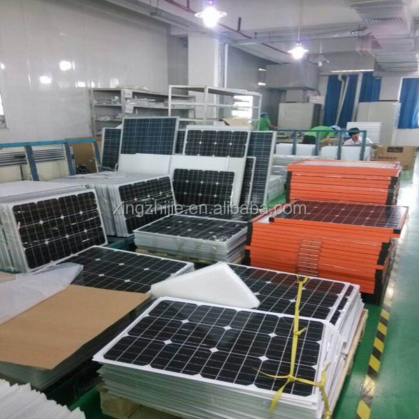 3W-310W germany solar cell poly or mono solar panel 100w
