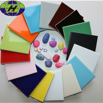 China supplier waterproof 50X150mm pure color tile ,ceramic wall tile