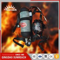 Full Mask For Fresh Air Breathing Apparatus Scba
