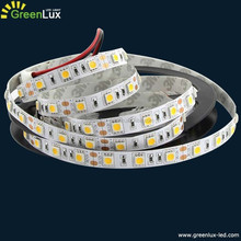 China led factory 2oz Double PCB 12V 24V Voltage LED flexstrip 2835 5050 3528 with 3M tape light