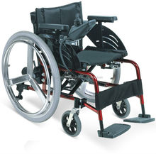Newest Luxury aluminum jazzy electric wheelchairs