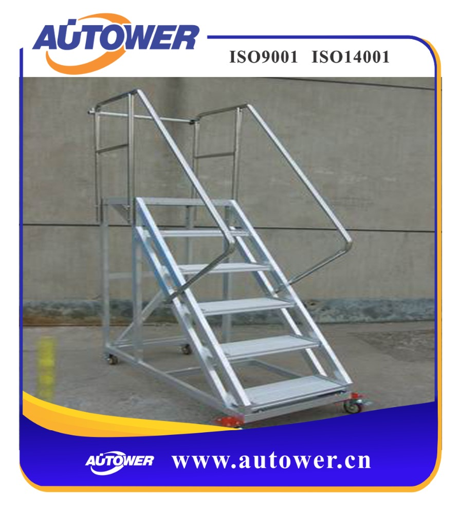 Stainless Steel Swimming Pool Ladder Oil Depot Staff