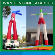 Inflatable air tube dancers with blower, standard inflatable air dancers designed by picture or customized , inflatable sky danc