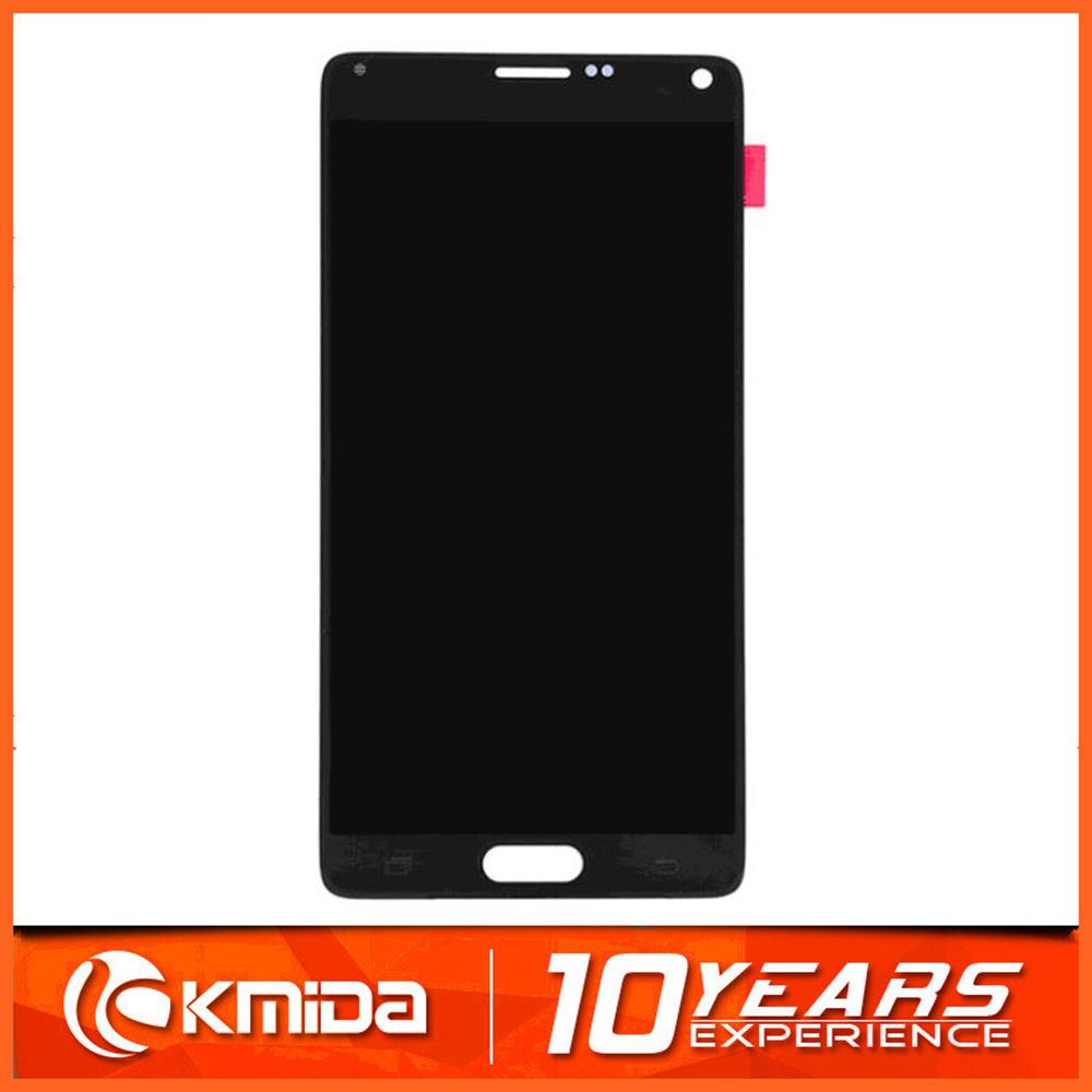 OEM for Samsung Galaxy Note 4 LCD Screen Digitizer Assembly N910 N910A N910T touch screen Digitizer