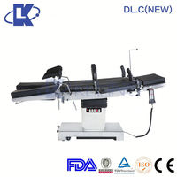 examination operating table electric radiolucent operating table translational electric multi-purpose operating table