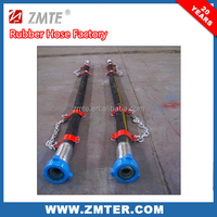 Rotary rubber hose API 7K certification made in China ZMTE manufacturer