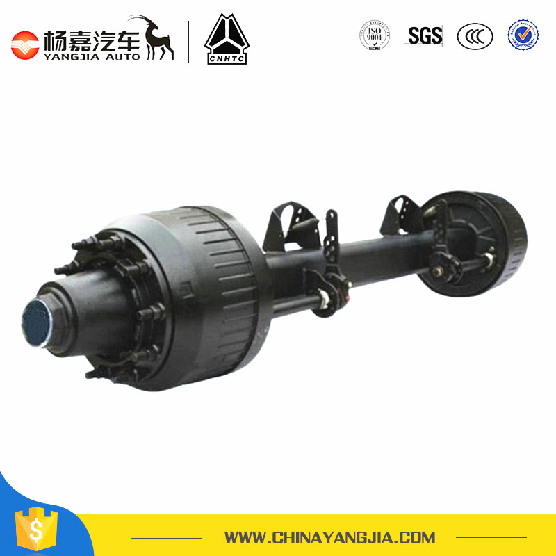 German Type lift Axle for dump truck 16 Ton Capacity