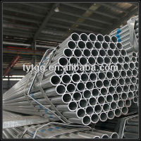 galvanized hexagonal small-bore steel tubes