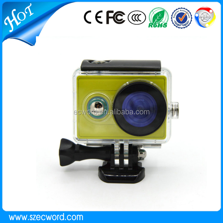 2015 New Arrive action camera Outdoor Travelling Sport DV WiFi yi camera xiaomi