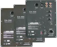 hot selling 250W CLASS-D SMPS Subwoofer Aplifier module DA-250 factory supply audio power amplifier module