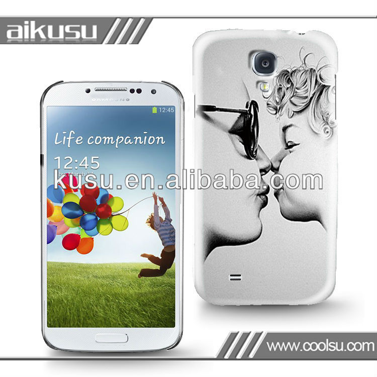 2013 custom sticker for samsung galaxy s4 i9500 cover