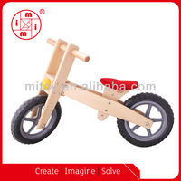 2013 popular wooden balance bike for kids