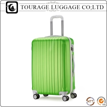 Hardshell Hand Airport Luggage Trolley , Guangzhou Structure Vip Luggage