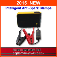 2015 NEW Portable COMBO 2 IN 1 Car jump starter & Power Bank